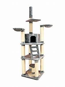Arbre A Chat Solide : arbre a chat geant solide ~ Mglfilm.com Idées de Décoration
