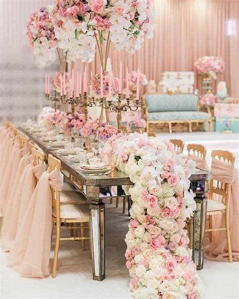 We always have a soft spot for romantic wedding setup and