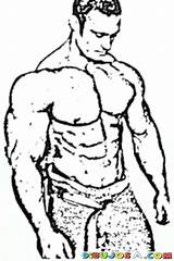 Strong Coloring Man Pages Cholo Drawing Realistic Frank Getdrawings Drawings Mcgrath Printable Adults Colorear Dibujos Colour Getcolorings sketch template