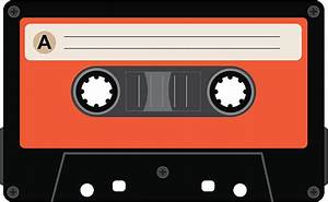 Audio Cassette Clip Art, Vector Images & Illustrations ...