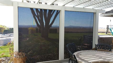 solar screen serenity patio covers unlimited nw