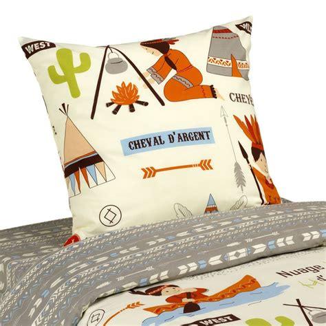 parure de couette ikea parure de couette pour lit enfant multicolore indiana les parures de lit enfants linge de