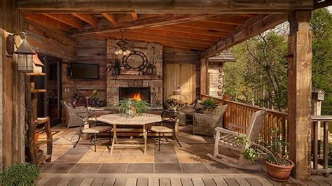 ranch house with wrap around porch rustic porches log cabin with wrap around porch rustic