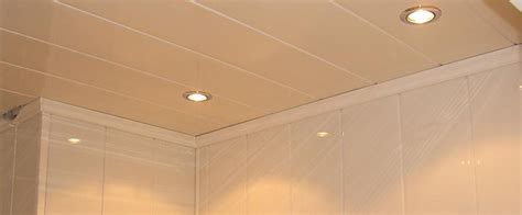 faire un faux plafond en pvc de conception de maison