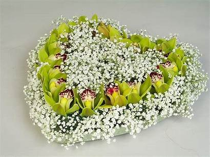 Heart Flower Wallpapers Flowers Bouquet Nice Amazing
