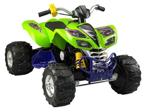 Power Wheels Kawasaki 4 Wheeler by Best Power Wheels For Grass What You Need To Look For