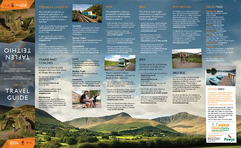 travel bureau ingleby davies design car trails and brecon beacons