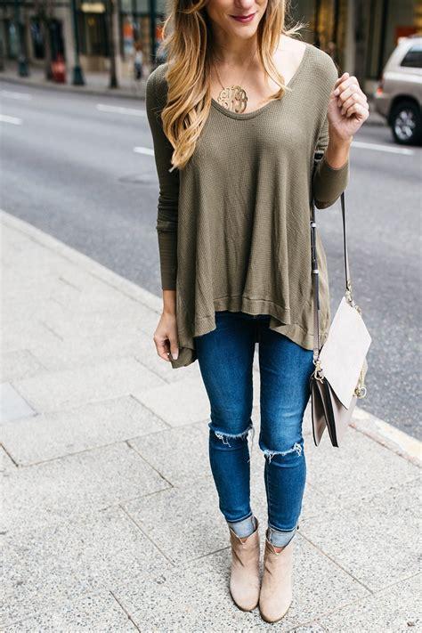 Cute u0026 Simple Fall Outfit u2022 BrightonTheDay