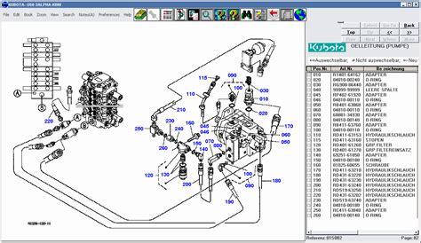 auto file kubota spare parts catalog