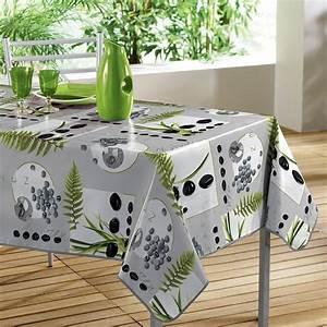 Nappe De Table Rectangulaire : nappe table rectangulaire ~ Teatrodelosmanantiales.com Idées de Décoration