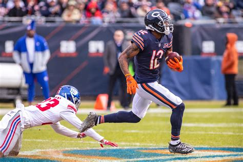 WR Allen Robinson Says Bears Didn't Contact Him About ...