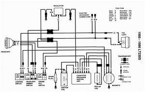 Arctic Cat 250 Wiring Schematic