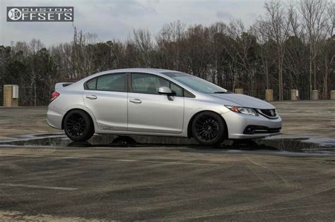 2013 Honda Civic Ambit Re02 Godspeed Project Coilovers