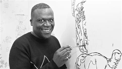 godfried donkor visual artist ghanauk africa centre