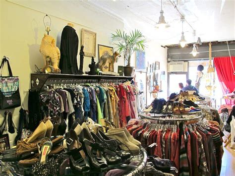 top 10 vintage clothing stores in new york city 320 | foxandfawn