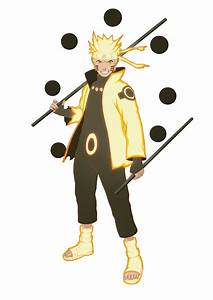 Six Paths Sage Mode Naruto by xUzumaki on DeviantArt