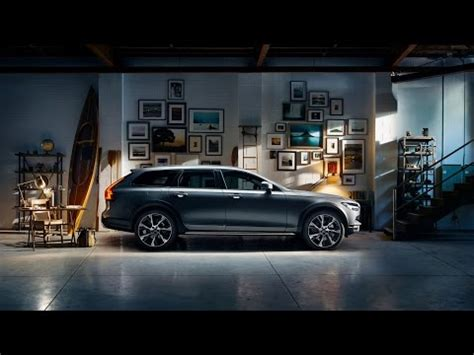 latest volvo commercial burlappcar all new volvo v90 cross country commercial