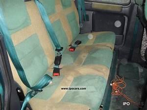 2000 Citroen Berlingo Multispace 1 8i  Air Conditioning