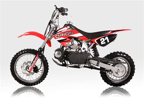 Apollo Ultra Deluxe X21f Model Dirt / Pit Bike