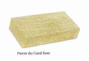 Pierre Du Gard : roches s dimentaires ~ Dode.kayakingforconservation.com Idées de Décoration