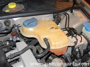 Audi A4 1 8t Volkswagen Coolant Flush