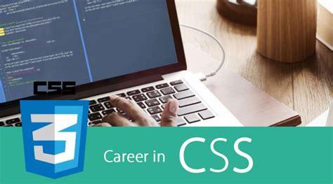career  css career opportunity  job prospect pay