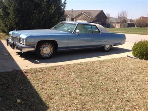 find  cadillac coupe deville   richmond kentucky united states