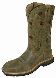pungo ridge twisted x women39s lite cowboy work boots w With cowboy safety boots