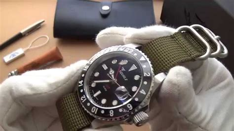 Squale 30 Atmos Ceramic Gmt Review  The Best Swiss