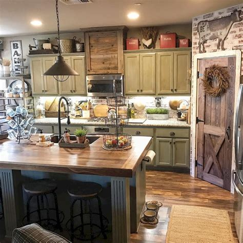 18+ Lovely Kitchen Decor Diy