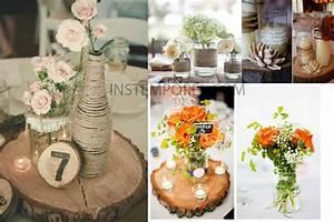 Centre De Table Mariage : choisir son centre de table de mariage deco tables ~ Melissatoandfro.com Idées de Décoration