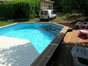 Decoration De Piscine : vente decoration de piscine avec plages en bois autour de ~ Zukunftsfamilie.com Idées de Décoration