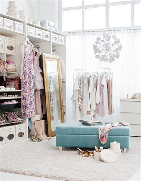 Walk In Closet Decoration by Dressing Room Deco Inspiration Closets Fashion