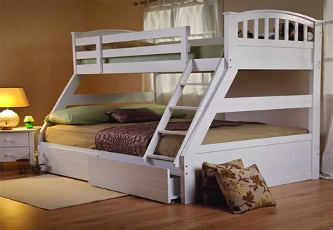 single bunk bed plans dreams epsom white bunk bed solid wood