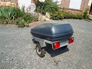 Remorque Moto Occasion : remorque bagagere moto 123 remorque ~ Maxctalentgroup.com Avis de Voitures
