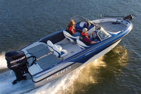 Best Fish And Ski Deck Boats by Research 2009 Nitro Boats 290 Sport On Iboats