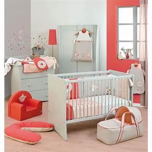 decoration chambre bebe corail chambre de bebe With deco mural chambre bebe