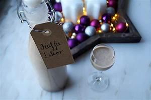 Welchen Kühlschrank Kaufen : geschenke aus der k che selbstgemachter kaffee lik r klitze kleine dinge ~ Markanthonyermac.com Haus und Dekorationen