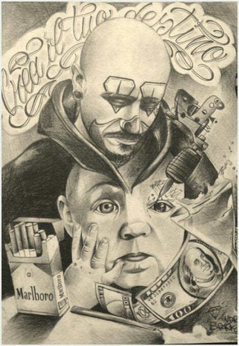 Best Cholo Drawings Ideas And Images On Bing Find What You Ll Love