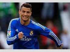 REVEALED ExManchester United star Cristiano Ronaldo