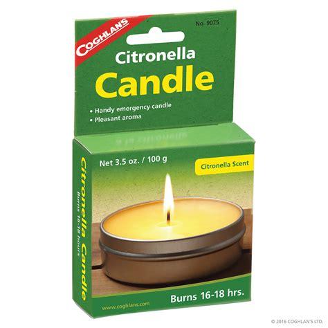 candele citronella coghlan s 9075 citronella candle