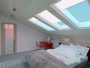 attic bedroom design ideas to inspire you vizmini With interior design for small attic bedroom