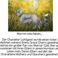 warrior cats fakten
