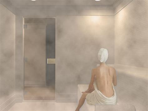 Steam Bath : Residential & Commercial Steam Generators And Sauna Rooms