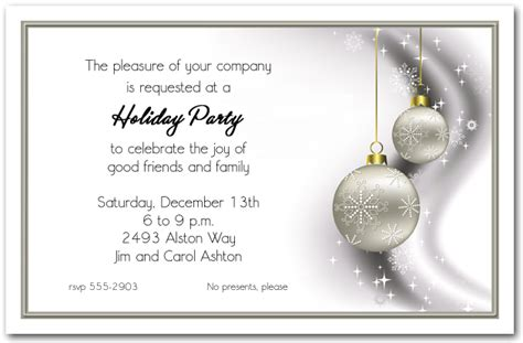 corporate holiday party invitations theruntime com