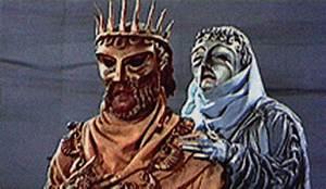 Oedipus Rex by Sir Tyrone Guthrie   Corinth Films