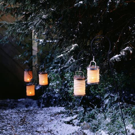 stylish outdoor christmas lighting ideas ideal home