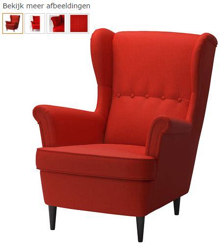 rode fauteuil ikea fauteuil met oren ik heb een nieuwe nodig huisvlijt