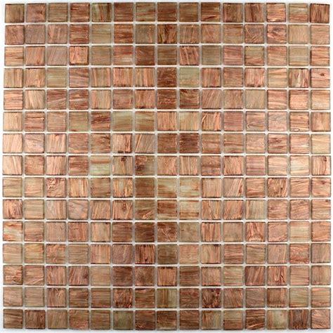 carrelage mosaique de verre pour salle de bain pdv gold mie sygma