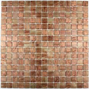 glass mosaic tile goldline honey paste carrelage mosaique With mosaique salle de bain italienne